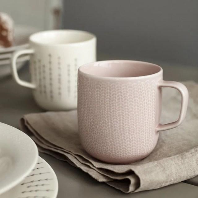 letti old rose mug