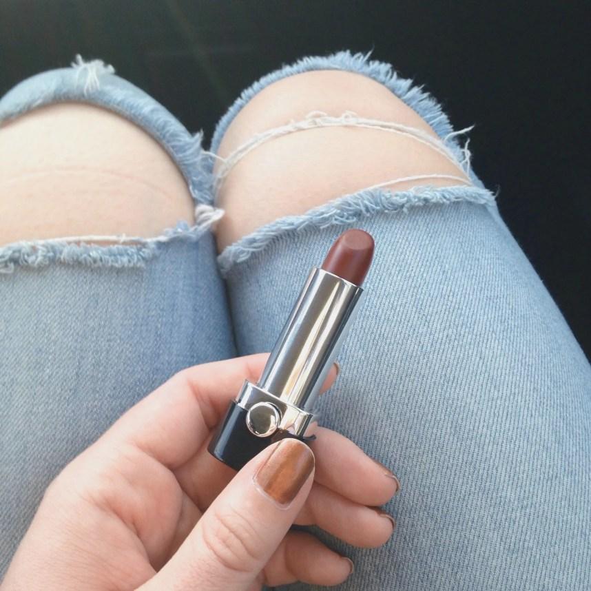 INGRIDESIGN_ootd autumn mood lipstick