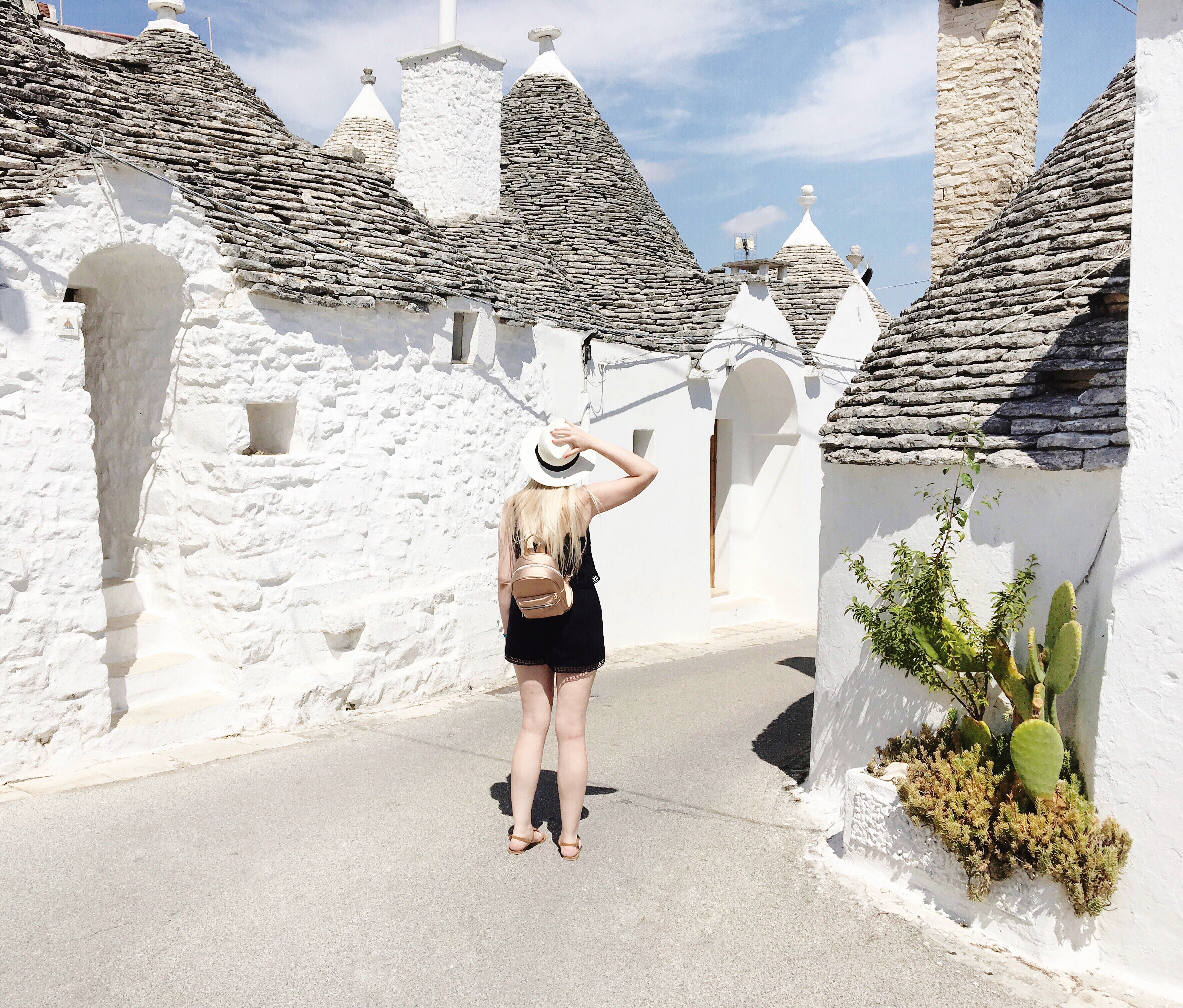 COME WITH ME TO PUGLIA