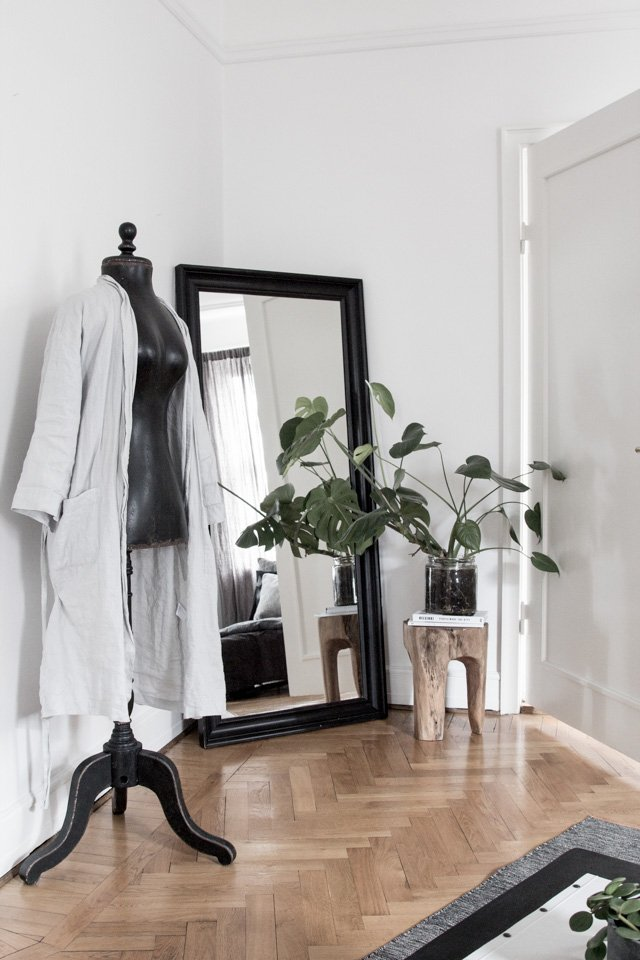 The chevron wooden floor is a great touch  and a twist on standard  flooring  It certainly adds a bit more character to the space. BEAUTIFUL BEDROOM WITH DANISH DESIGN   thatscandinavianfeeling com