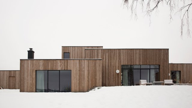 A MODERN HYGGE HOME IN NORWAY