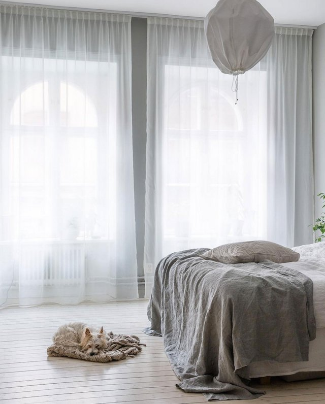 10 Cozy And Dreamy Bedroom With Galaxy Themes: 10 COZY AND CALM COLOURFUL SCANDINAVIAN BEDROOMS