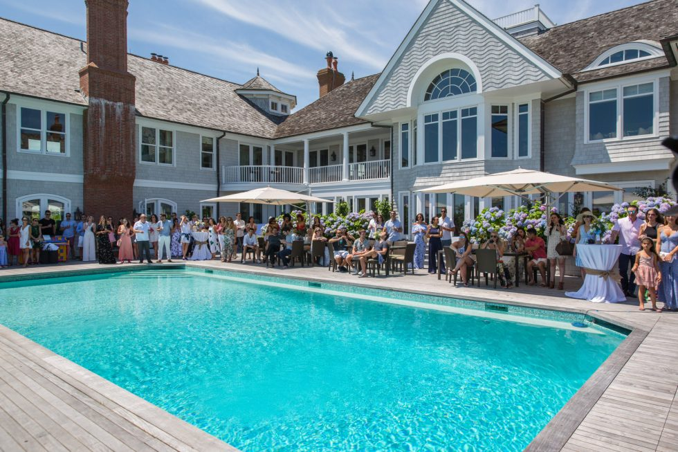 PureWow : Hamptons Party