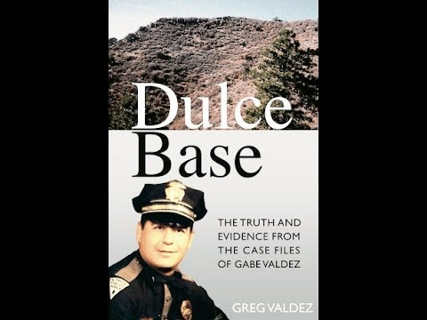 """Dulce Base UFO and Cattle Mutilation Mystery Solved-Interview w/ Greg Valdez, author of """"DULCE BASE"""""""