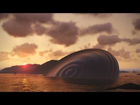 UFO Crash Landing Caught On Camera! REAL UFO SIGHTINGS 2017