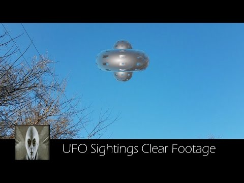 UFO Sightings Clear Footage April 30th 2017