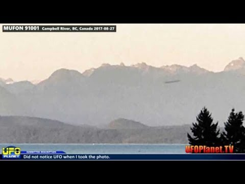 UFO Sightings #118 March 25-29, 2018 – Submissions Compilation
