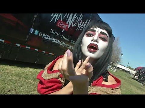 Paranormal Cirque brings fright, fun to Central Florida