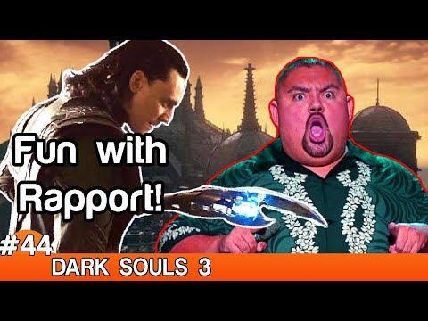 Dark Souls 3 – Assuming Control (Mind Control That Is) #44