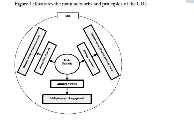 EDU603 – Curriculum UDL