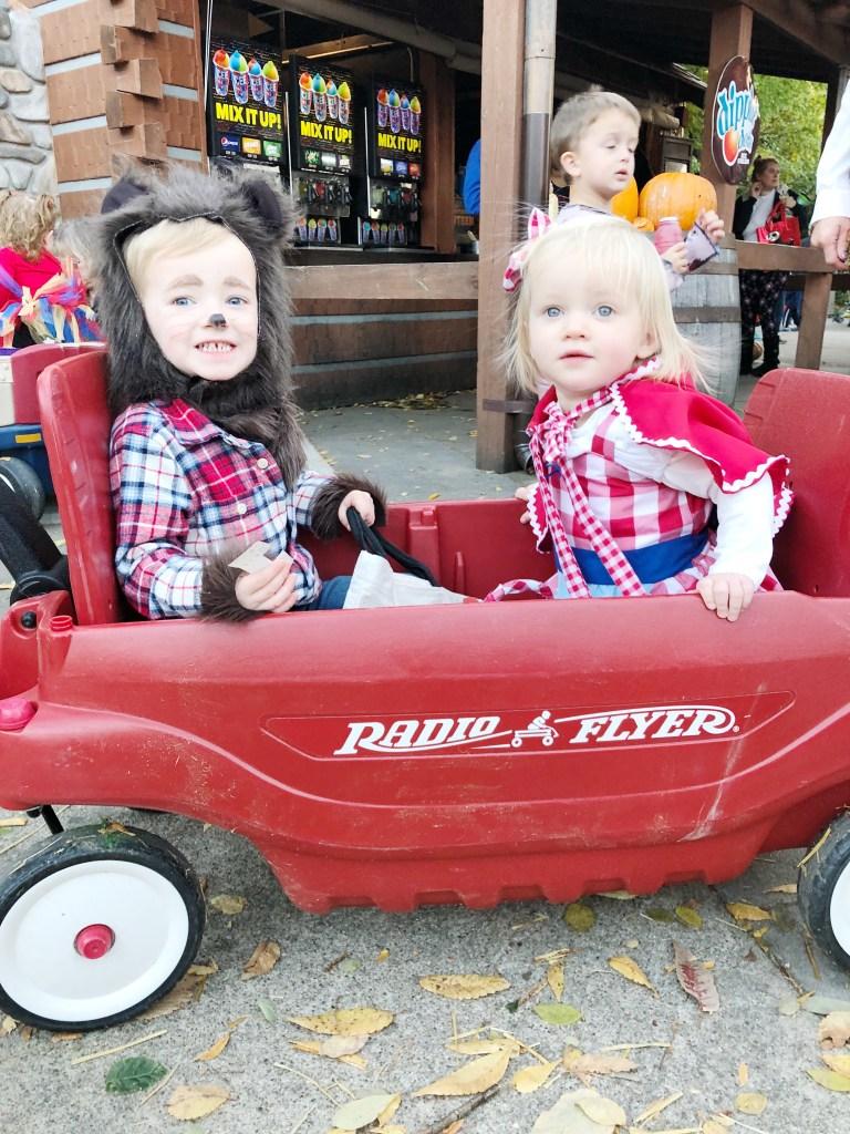 finn & ada wagon
