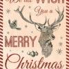 Christmas Menu Template V.8