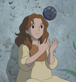The Secret World of Arrietty - F2