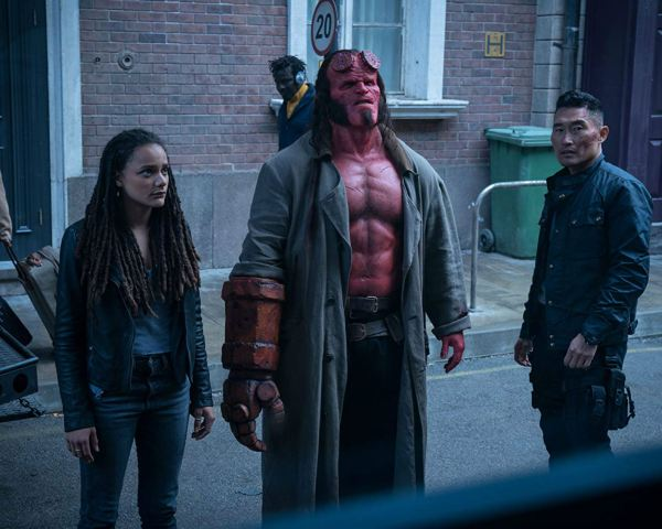 Hellboy Trailer Feature Image