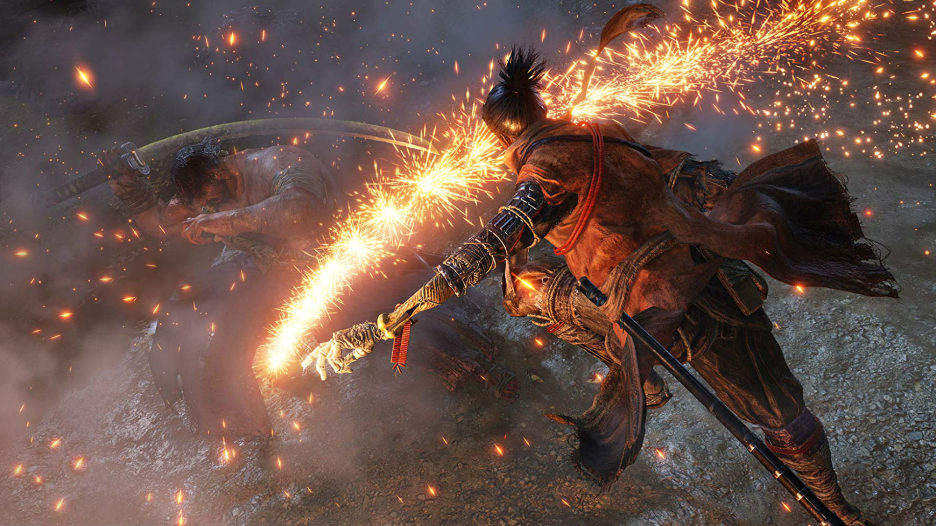 Sekiro: Shadows Die Twice Gameplay Overview