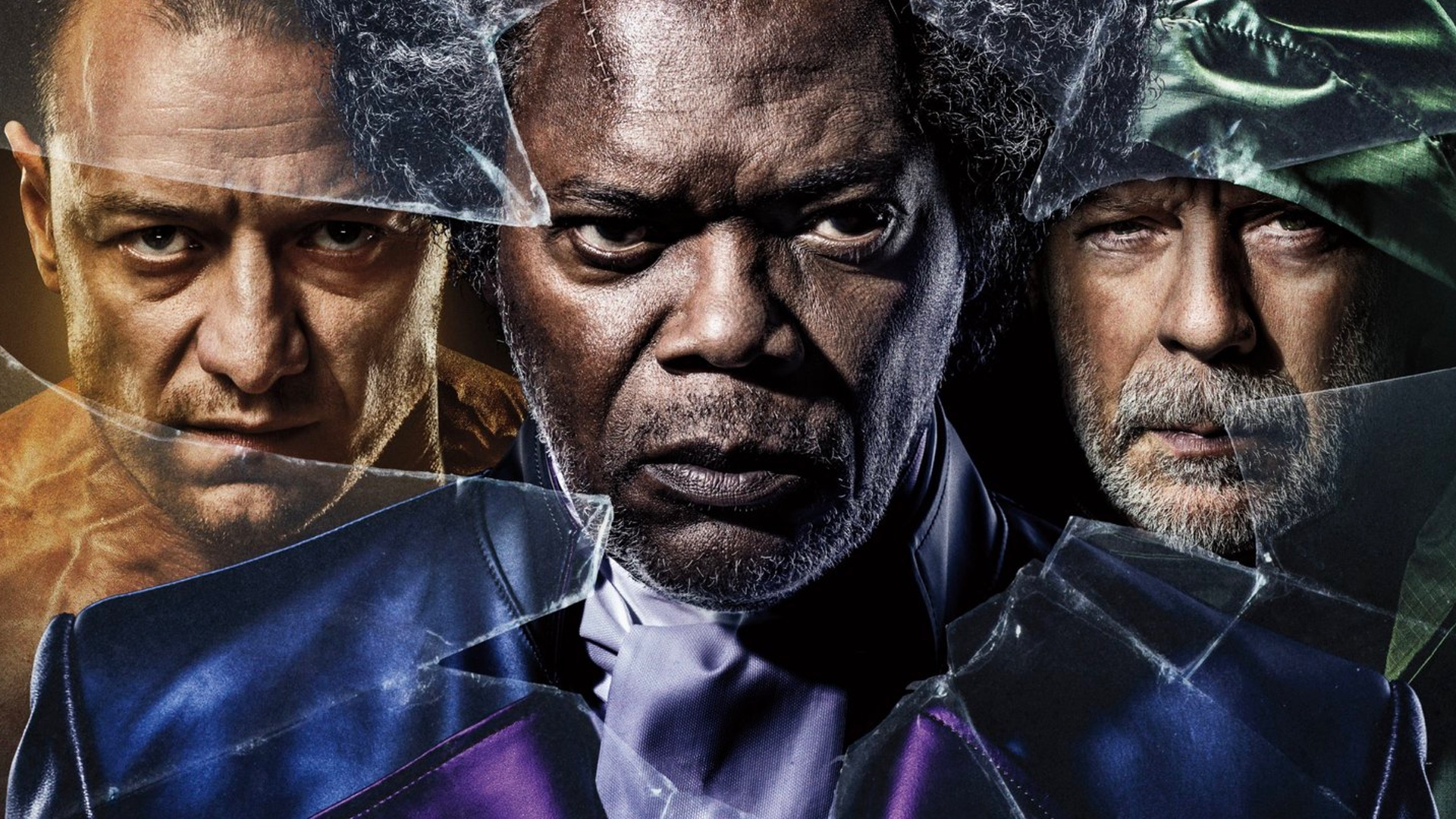 Contest: Win M. Night Shyamalan's GLASS on Blu-ray!
