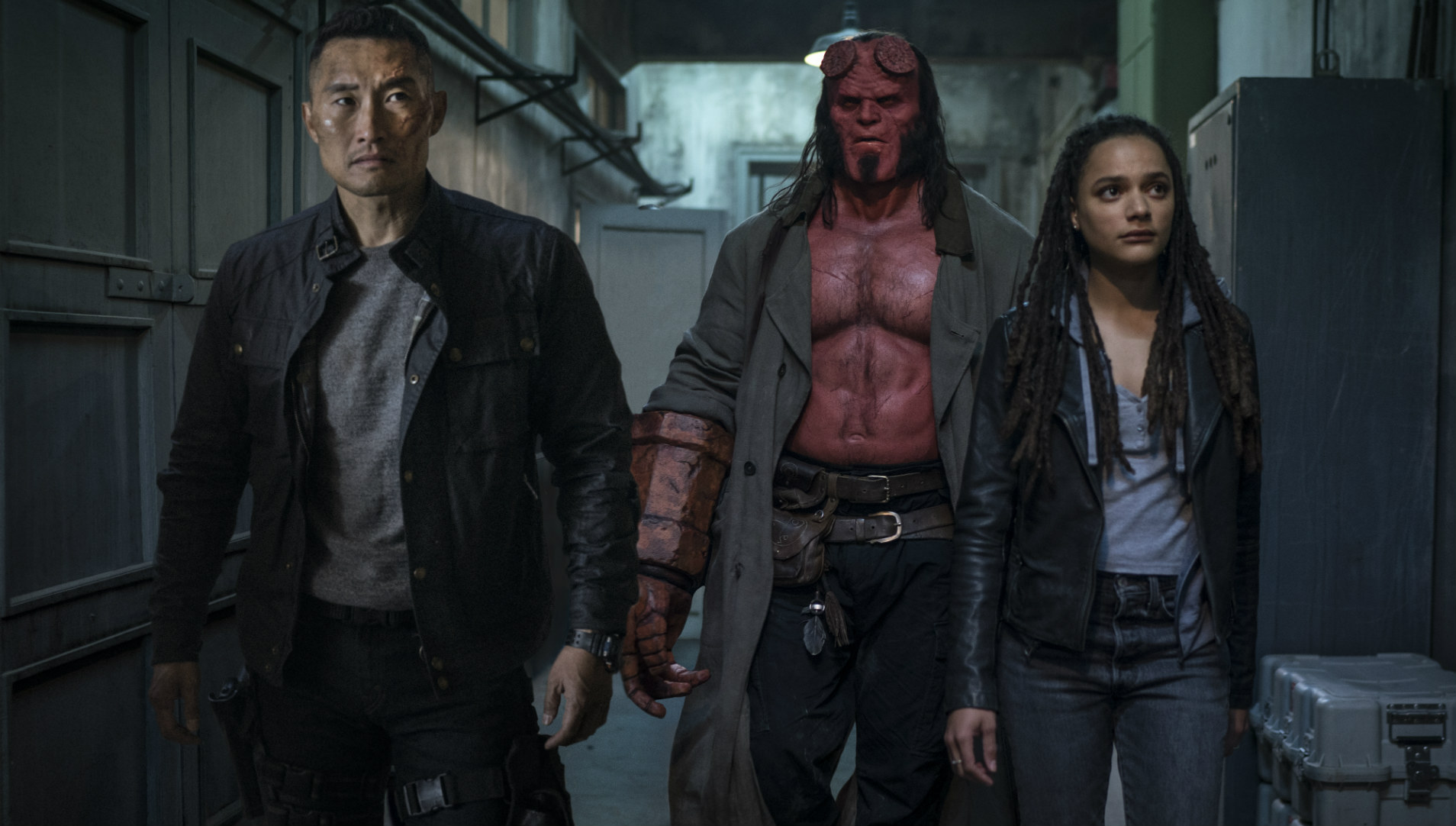 Hellboy Review: Sympathy for the Devil