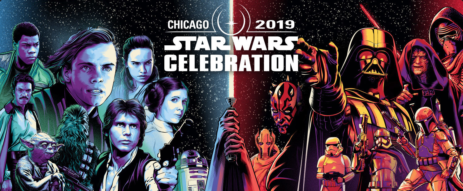 Star Wars Celebration 2019: Livestream Schedule