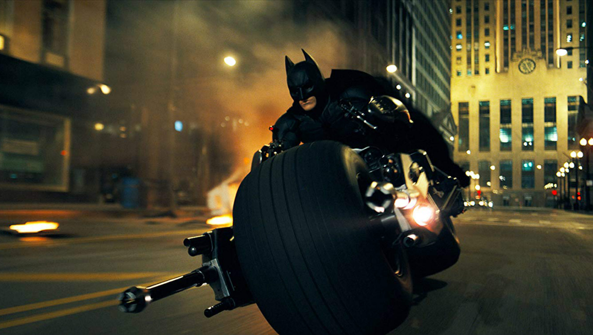Cinesphere Presents Christopher Nolan's Dark Knight Trilogy Marathon