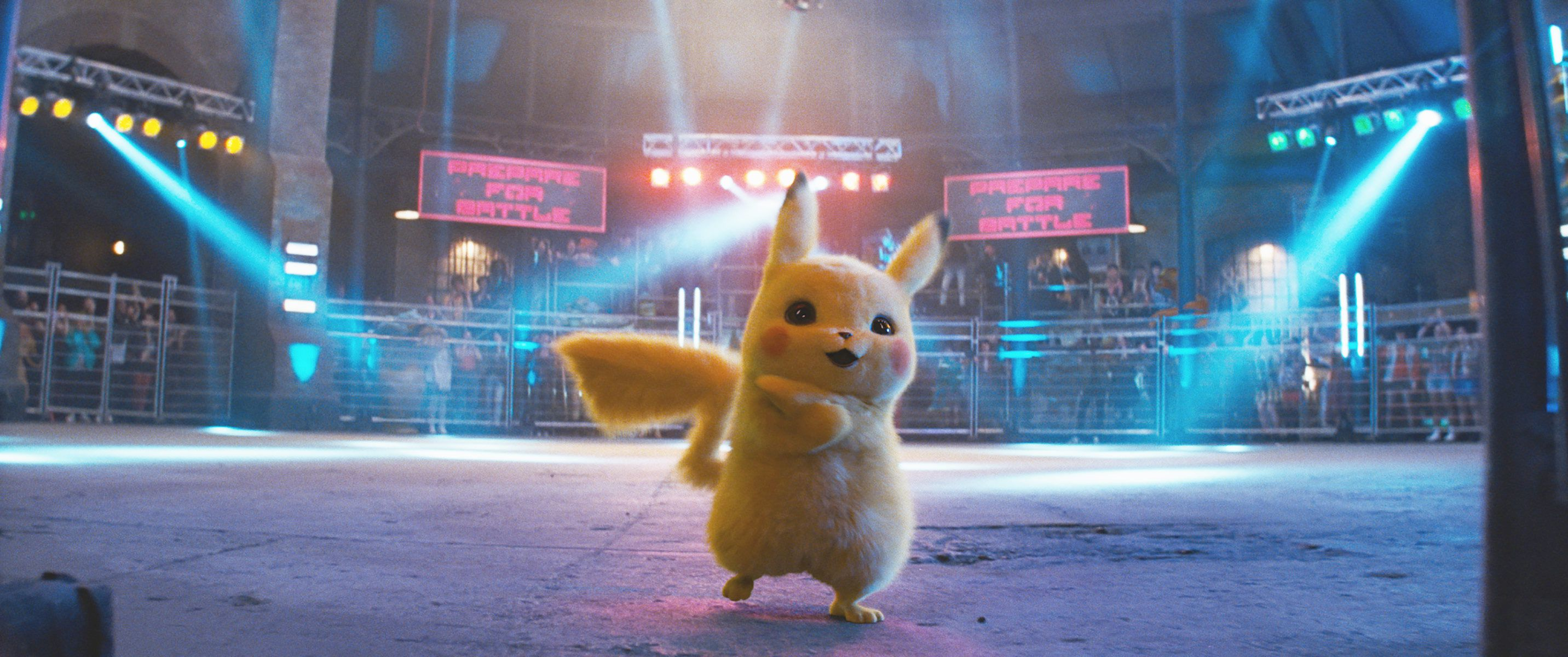 Parental Guidance: Detective Pikachu