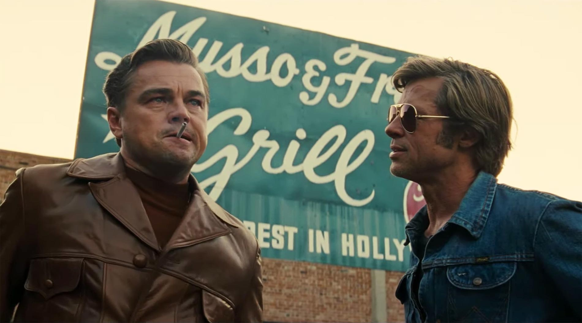 Cineplex Reveals Limited 70mm Engagement for Tarantino's Once Upon a Time in Hollywood