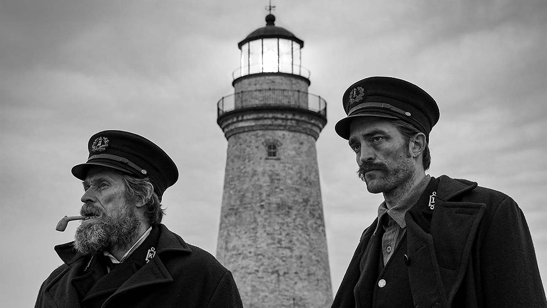 The Lighthouse Trailer: Robert Pattinson and Willem Dafoe Go Slightly Mad