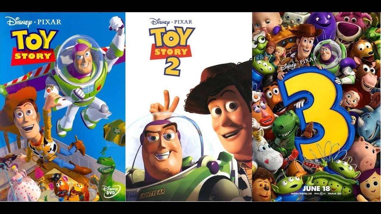 Black Hole Films Episode 115 – Toy Story Trilogy