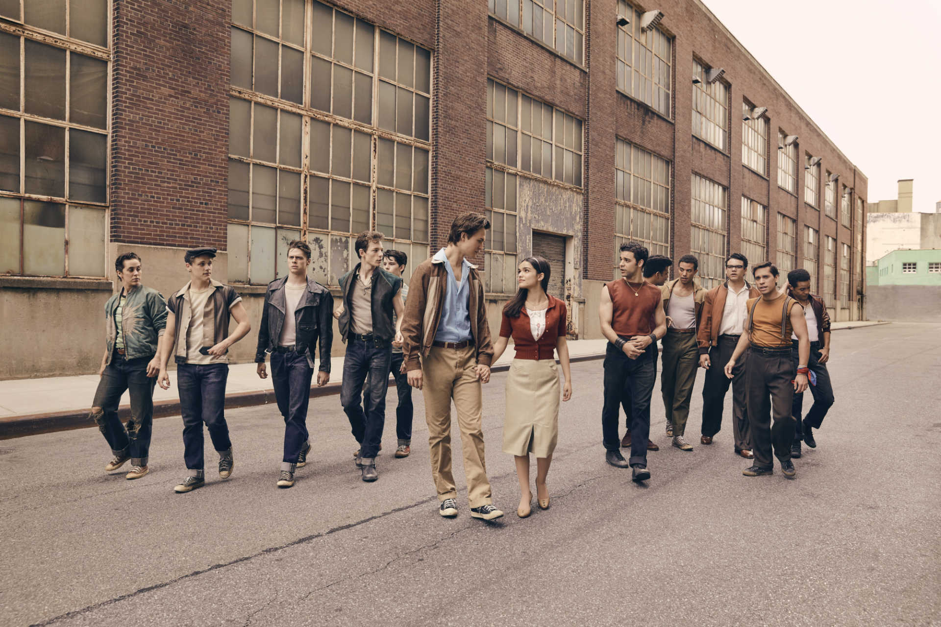 West Side Story: A First Look at Spielberg's Upcoming Film