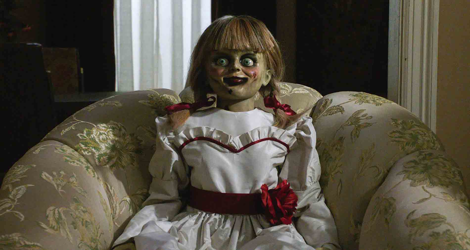 Giveaway: See Annabelle Comes Home in Boston!