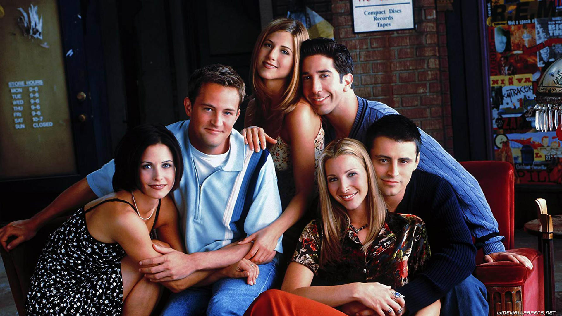 Friends Just Dumped Netflix for Another Streaming Service