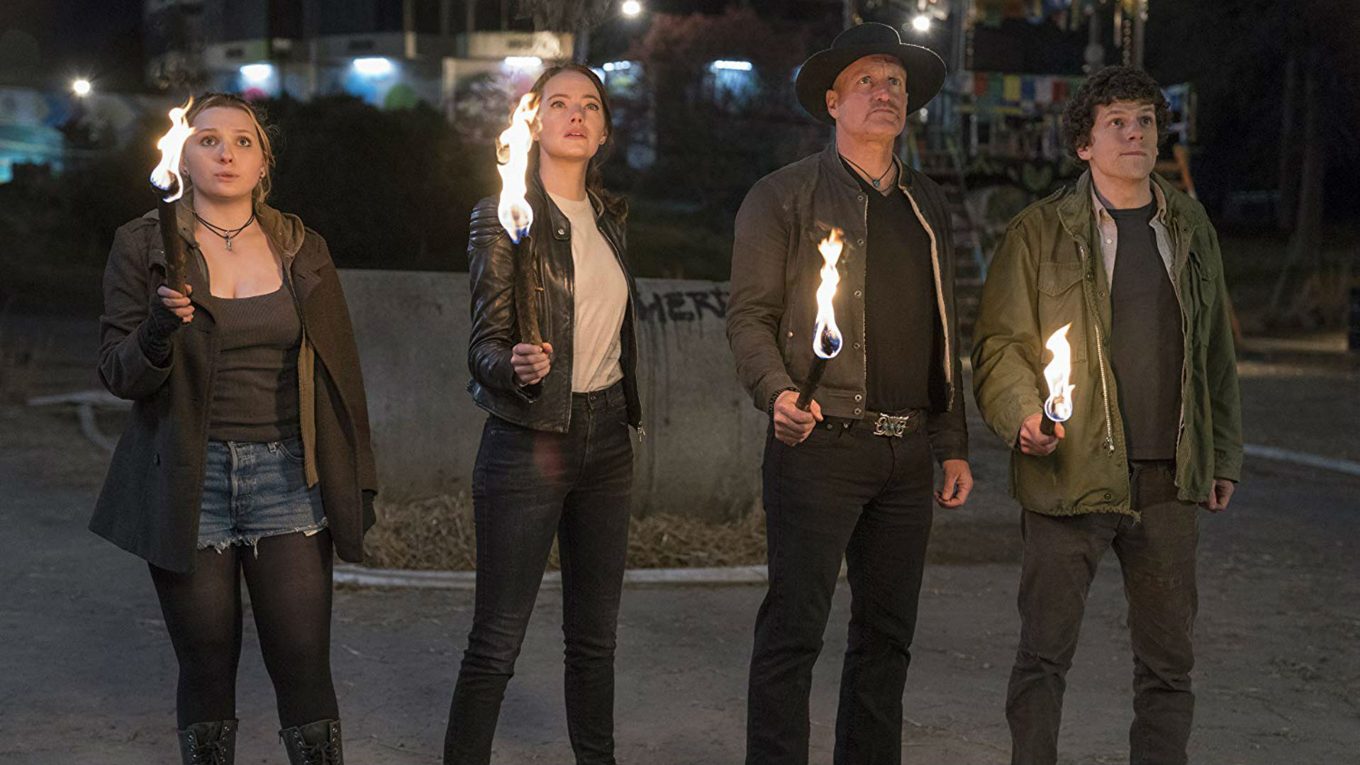Zombieland: Double Tap: The Entire Gang Is Back in Action