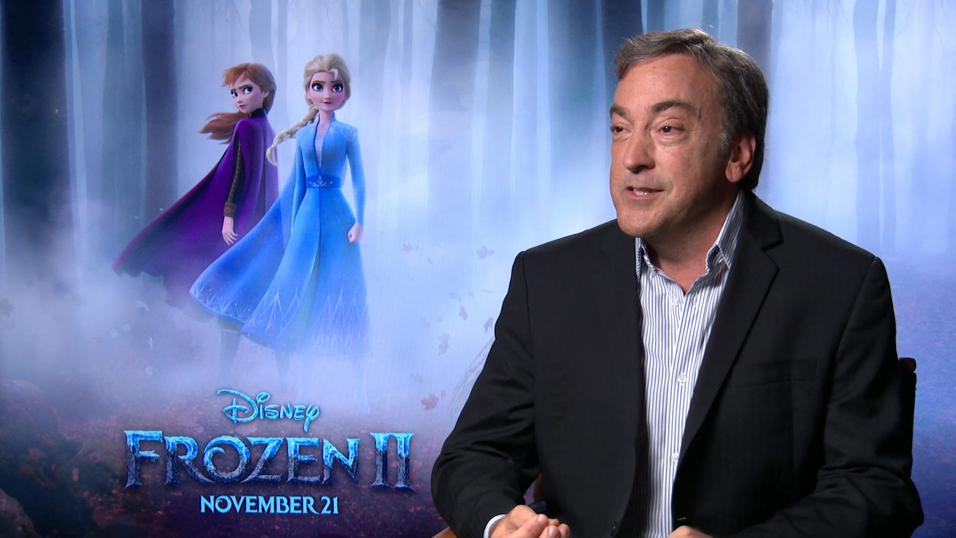 Frozen II Producer Peter Del Vecho on Returning to Arendelle, Composing with the Lopezes, and Doing What's Right for the Story