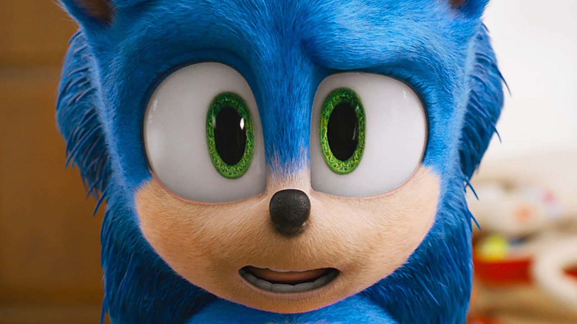 Sonic The Hedgehog Redesign Puts Us at Ease