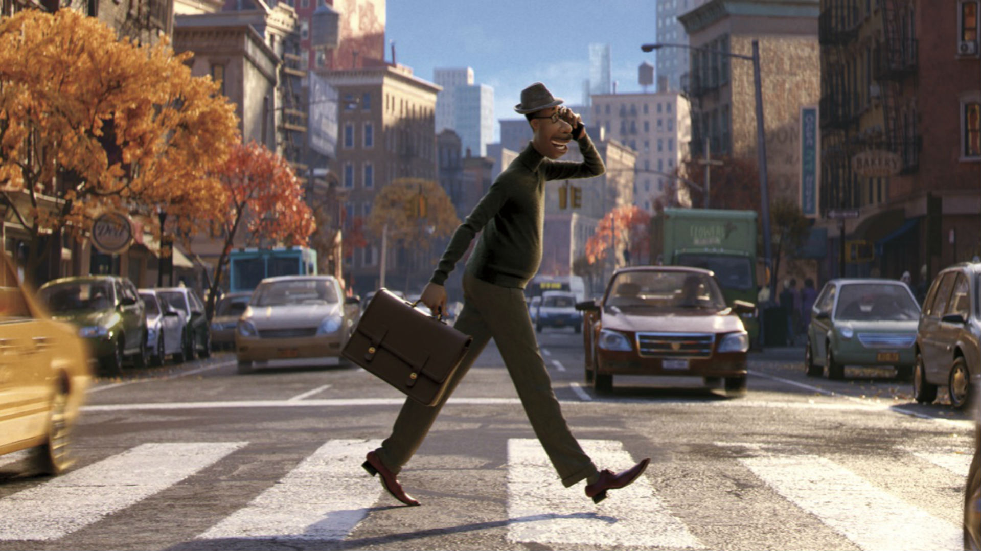 Disney/Pixar's Soul Trailer Wants to Bring out the Real You