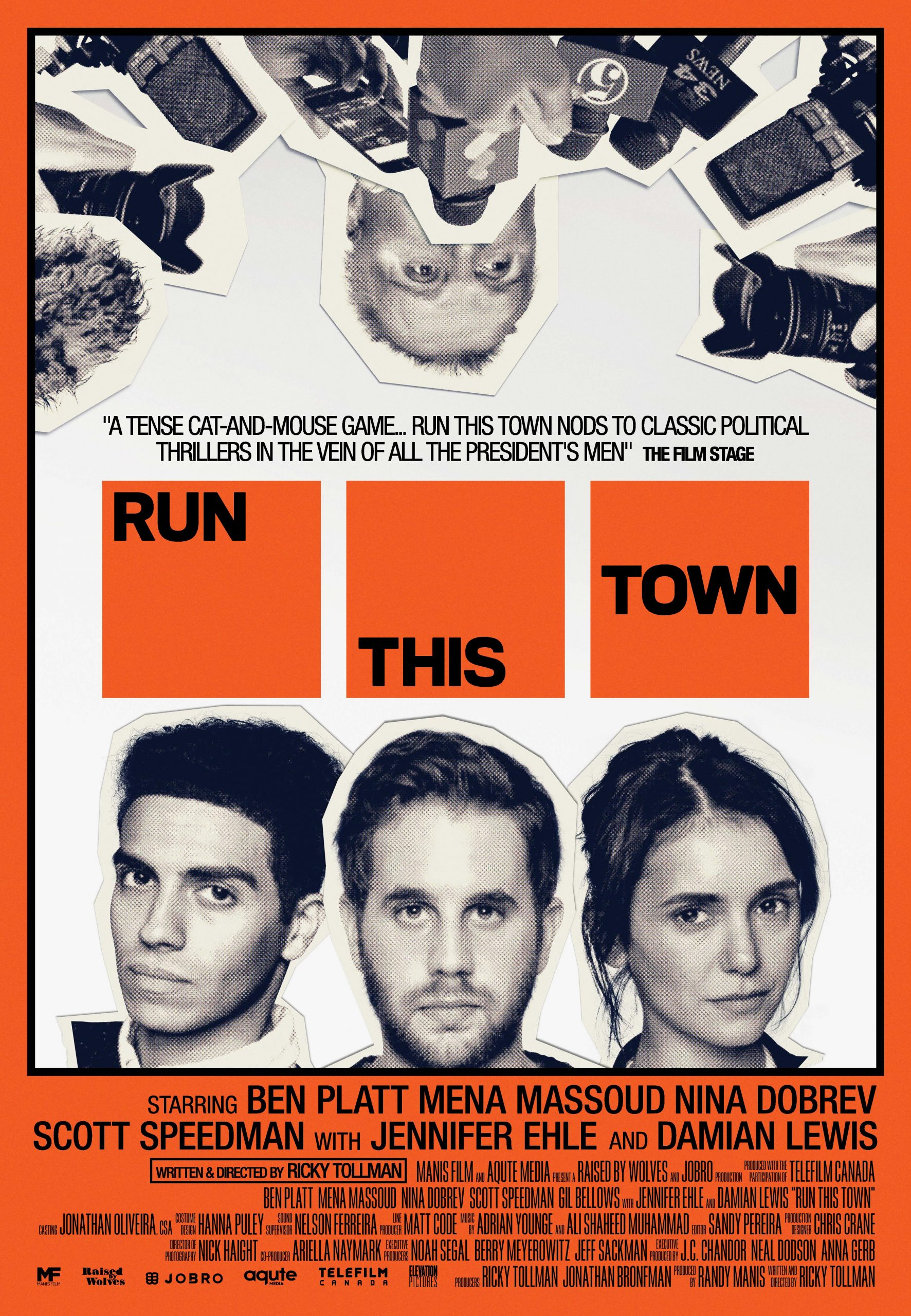 Run This Town Trailer: Rob Ford Crack Scandal Coming to the Big Screen