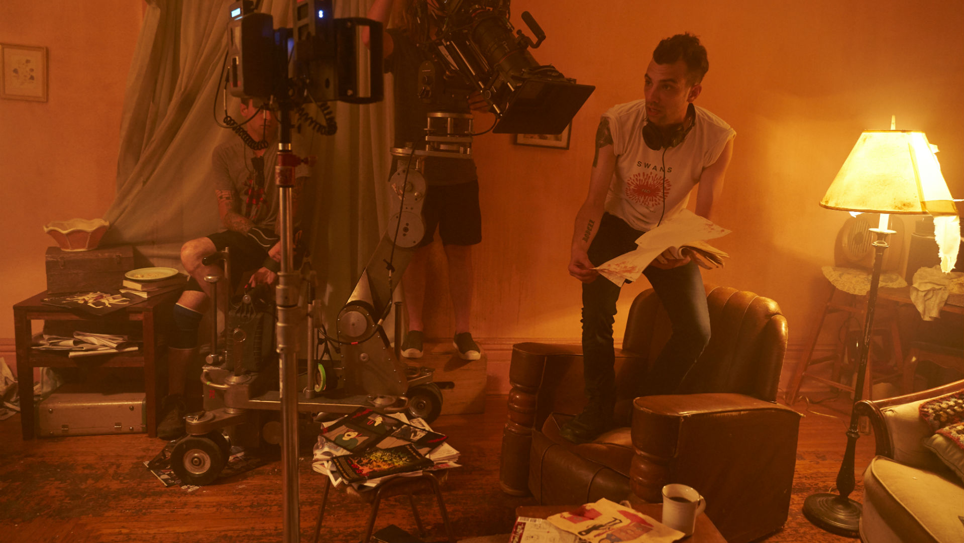 Random Acts of Violence Interview: Jay Baruchel Discusses Violent Films, American Culture Shock & Owning Way Too Many DVDs