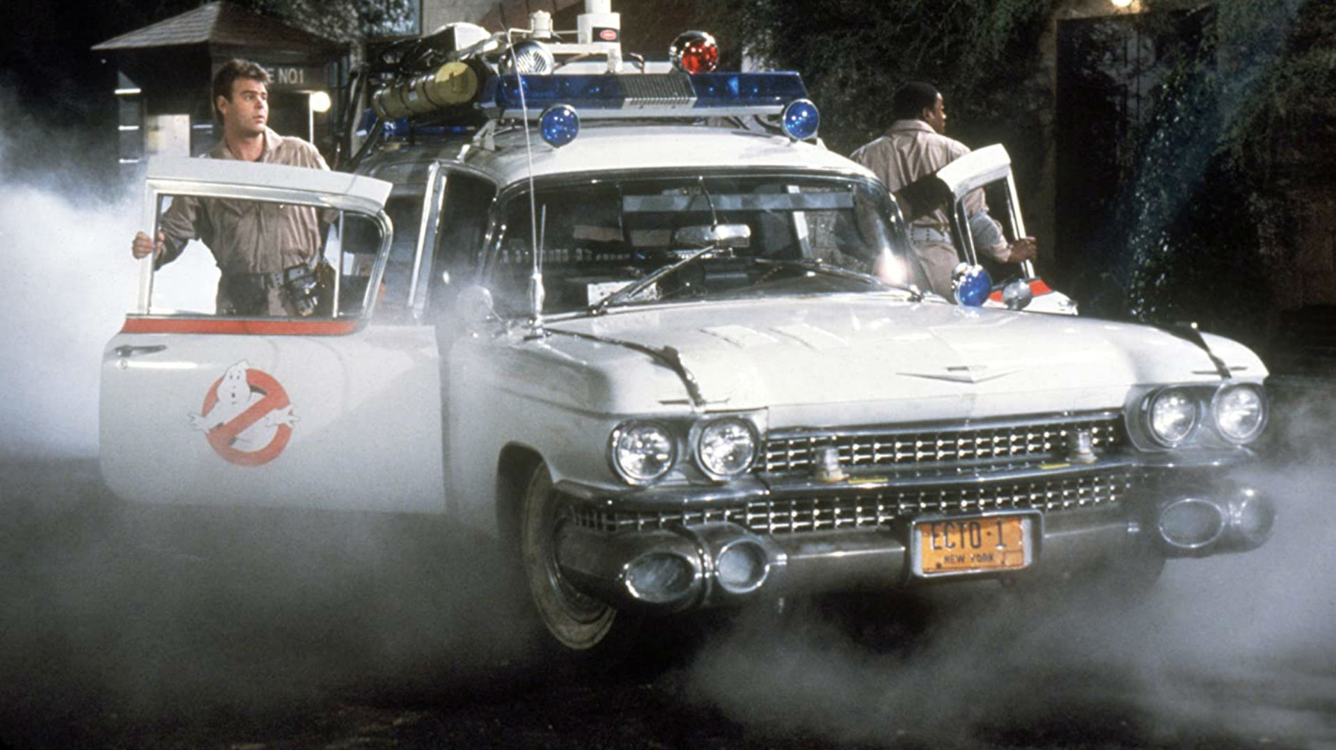 The Ghostbusters Ecto-1 Featurette Celebrates a Pop Culture Icon