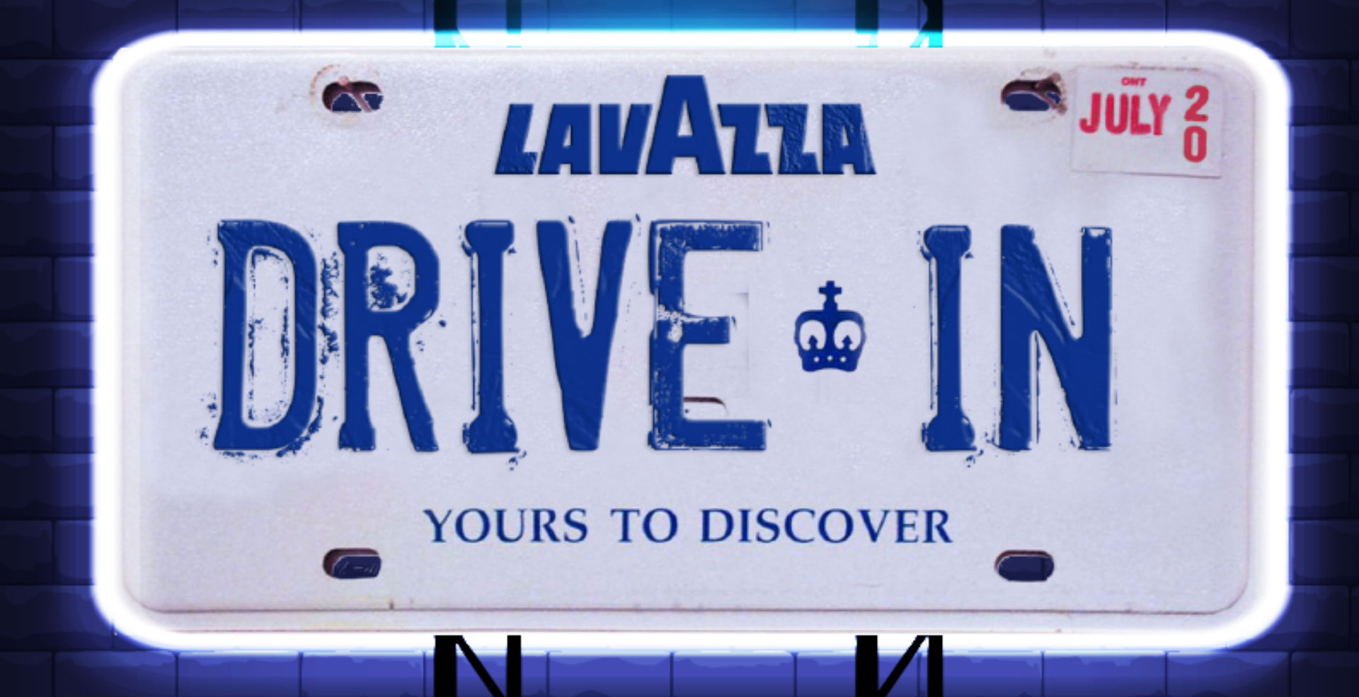 Lavazza Drive-In Film Festival Line-up