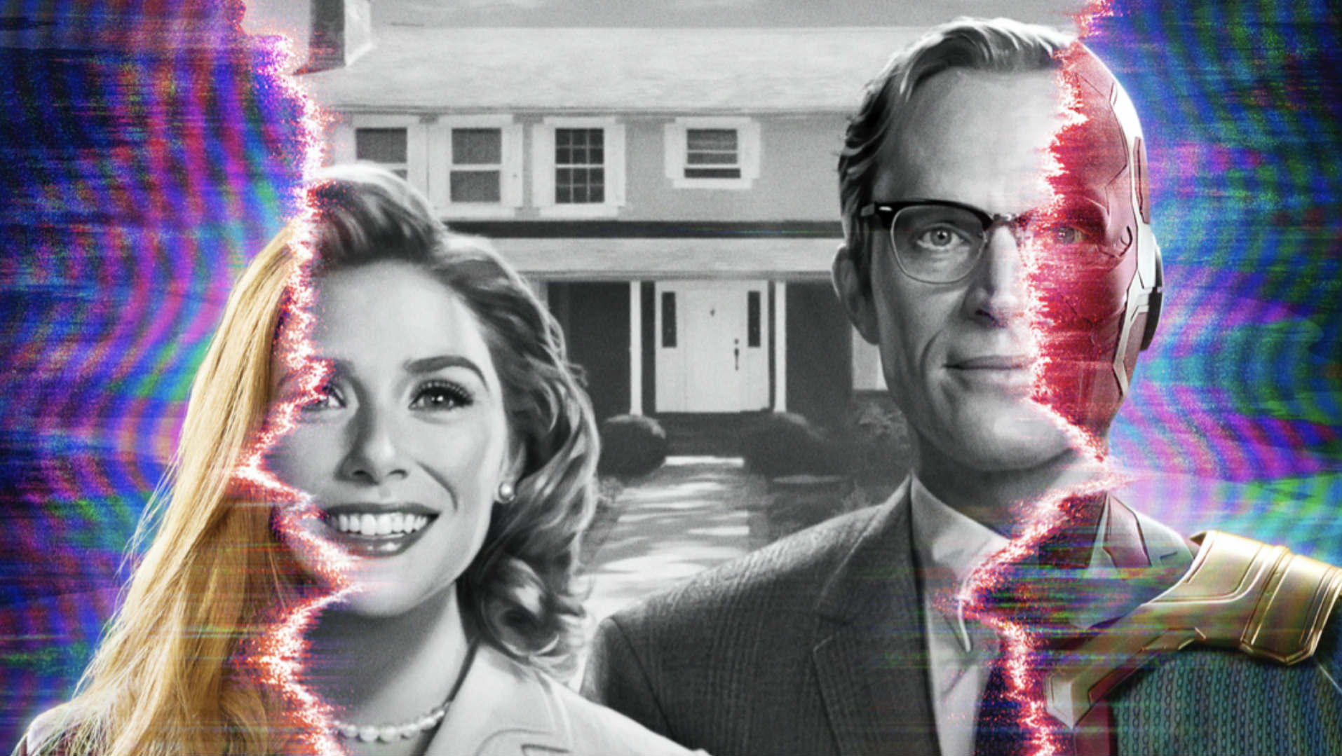 WandaVision Trailer: The MCU Finally Let its Freak Flag Fly