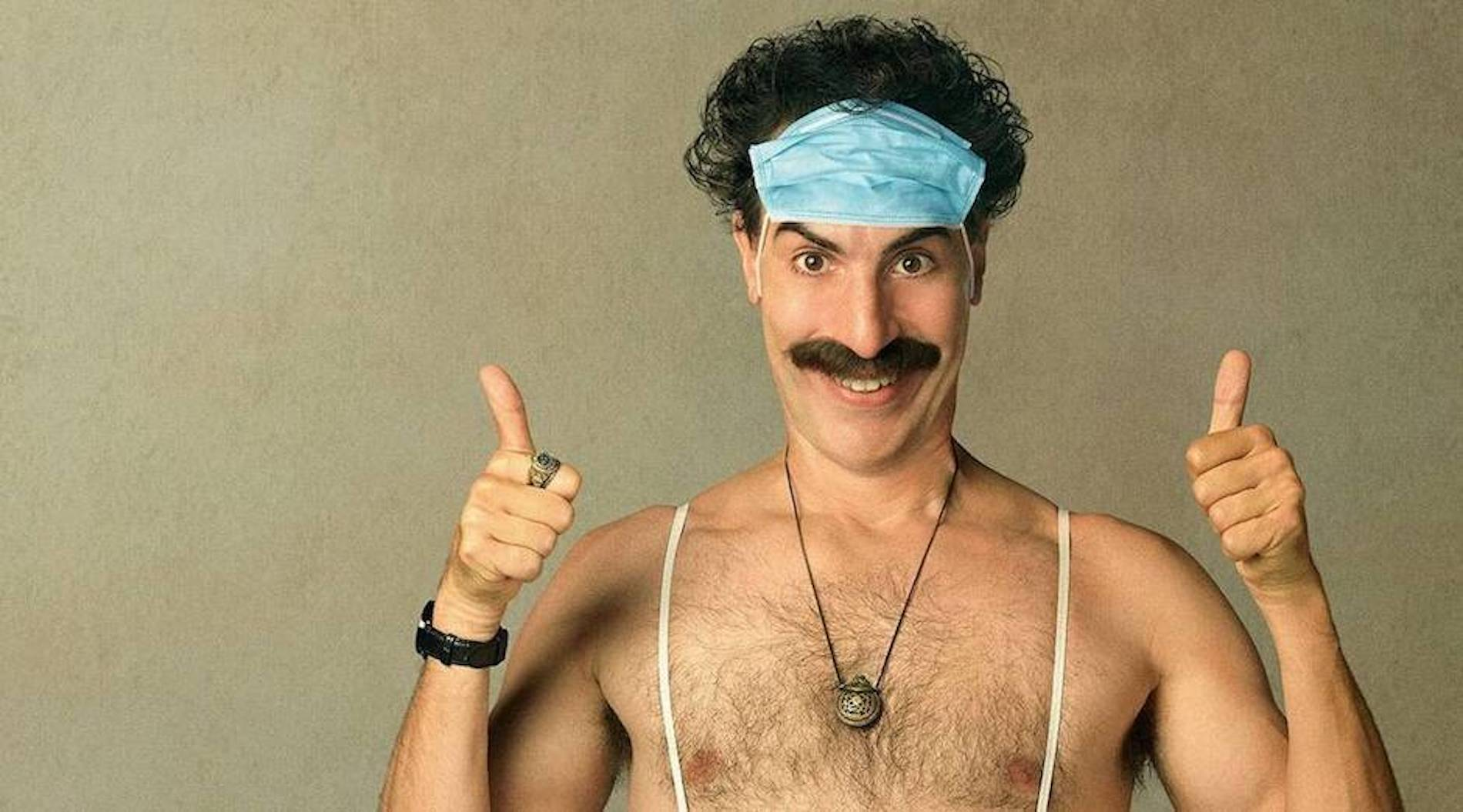 Borat Subsequent Moviefilm Review: Sacha Baron Cohen Returns to Skewer Trump's America