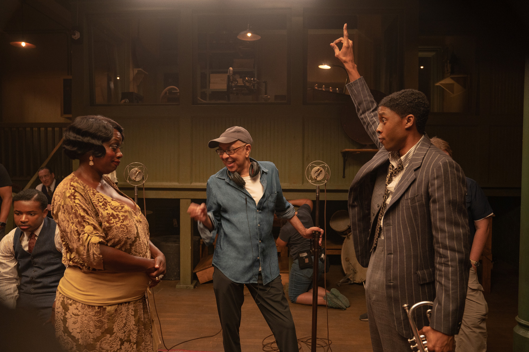 Ma Rainey's Black Bottom Trailer: Chadwick Boseman's Final Role