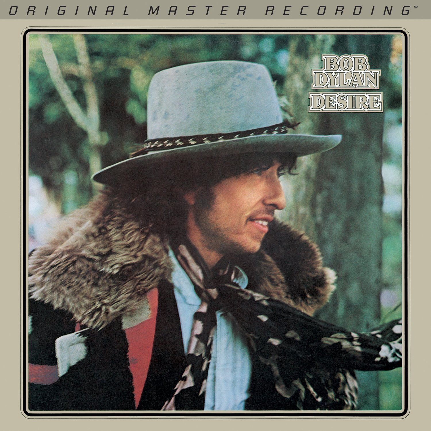 Record Review: Bob Dylan's Desire on Mobile Fidelity's Supervinyl