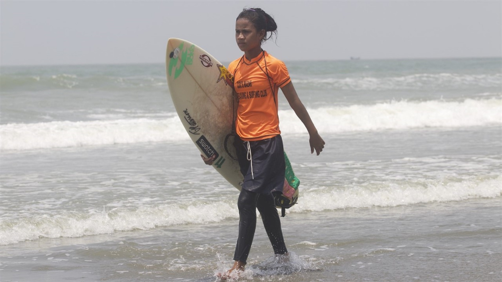 Hot Docs 2021: Bangla Surf Girls Review
