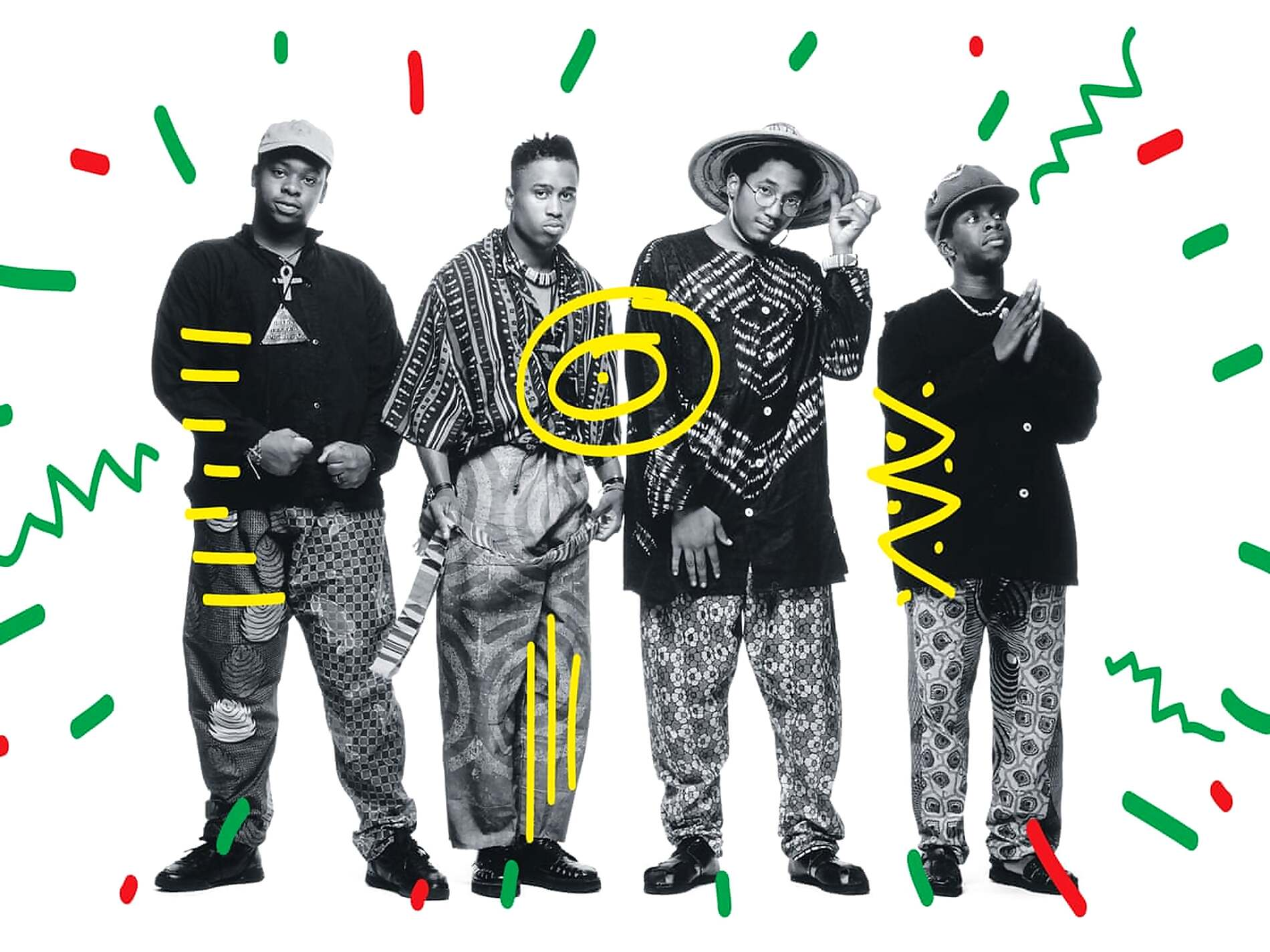 Beats, Rhymes & Life: An Introduction to A Tribe Called Quest