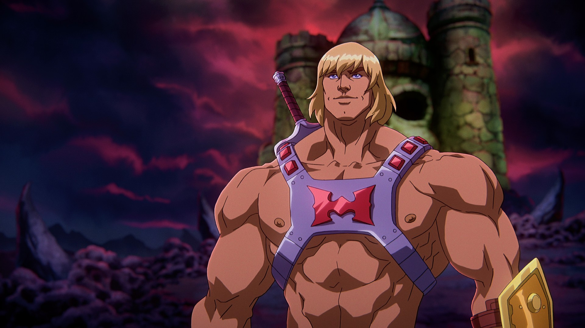 Masters of the Universe: Revelation Review: Who has the Power?