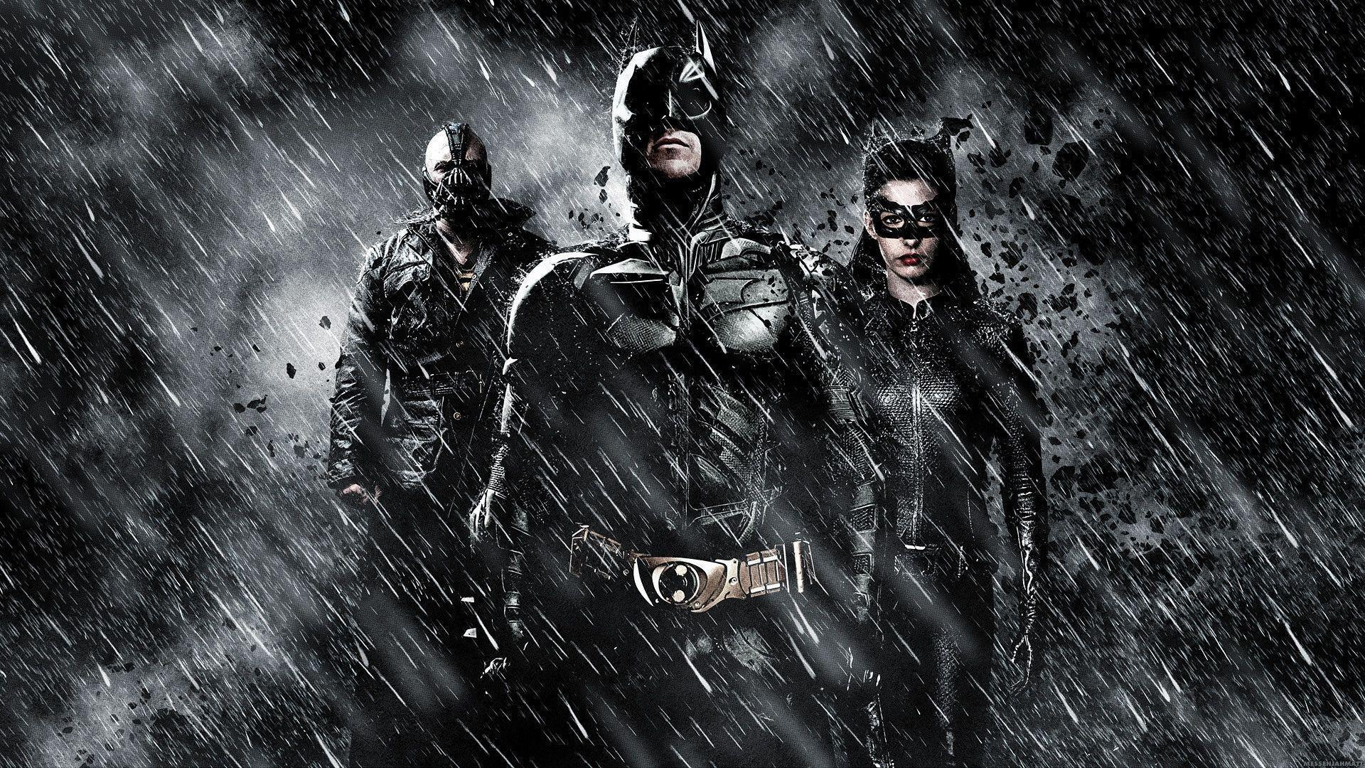 Spoiled Rotten 148: Revisiting The Dark Knight Rises