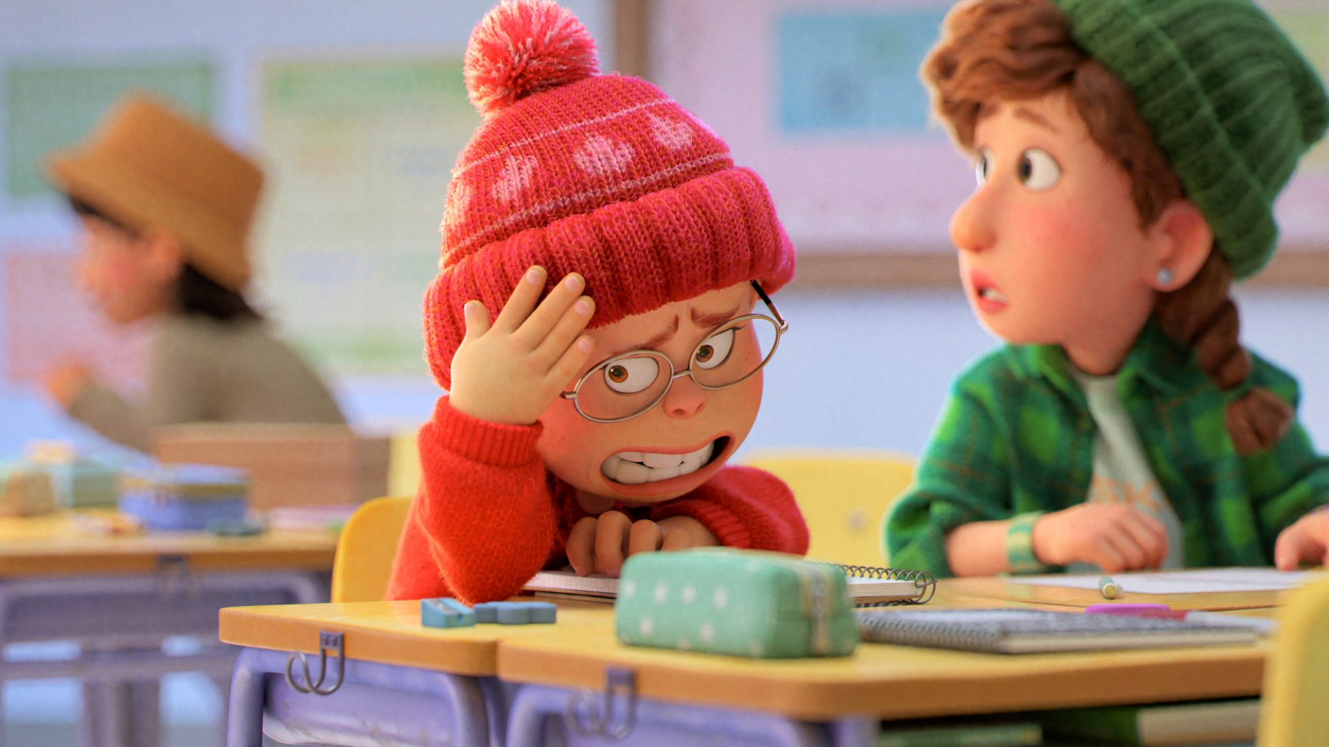 Turning Red Trailer: Disney/Pixar's Latest Is a Love Letter to Toronto and Canada