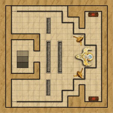 Player Map - Final Chamber