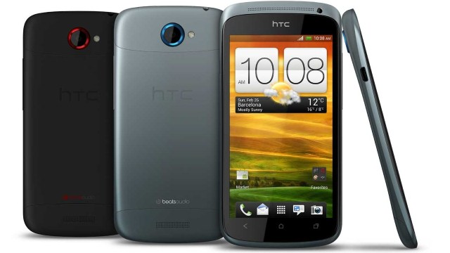 HTC One S Lineup