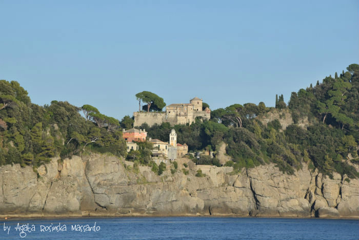castle brown portofino liguria